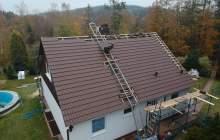 Rekonstrukce střecha Hlinsko