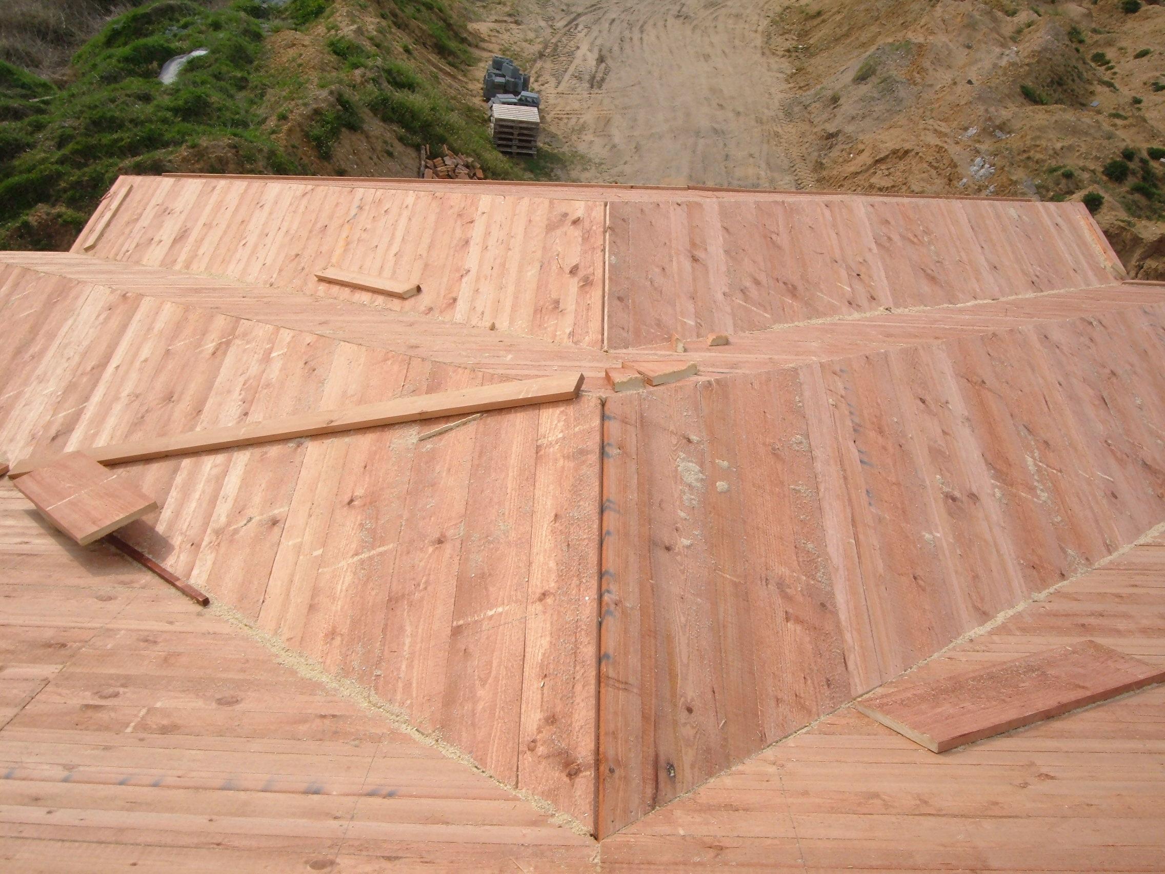 Bednění střechy – ano či ne?